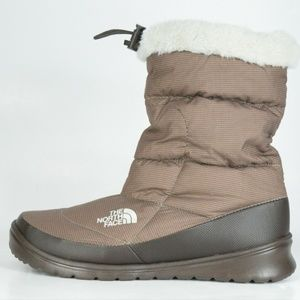 The North Face Womens Goose Down Winter Boots NWOT